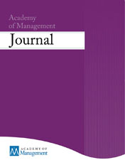 Jules or Jim: Alternative conformity to minority logics – published in Academy of Management Journal